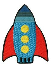 Extreme Largeness Space Rocket Patch
