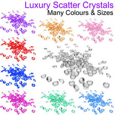 Table Crystals Scatter Confetti Wedding Evening Party Prom Decorations Diamonds