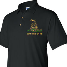 Gadsden and Culpeper, Dont Tread On Me - Polo Shirt