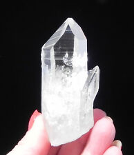 Azeztulite Rainbow Abundance Crystal with Certificate of Authenticity
