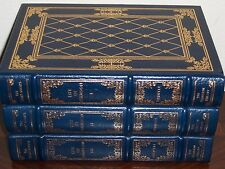 Franklin Library Boswell Life of Samuel Johnson 3 vols - 25th Annv. Great Books