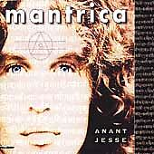 Mantrica by Anant Jesse (CD, Mar-2003, Etherean Music)