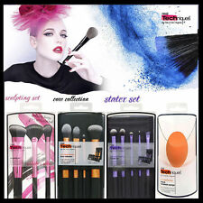 2016 Real Techniques Core Collection/Starter Kit/Travel Essentials Brushes Set