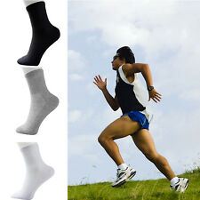 5 Pairs Men's Socks Winter Thermal Casual Soft Cotton Sport Sock Gift Top Fine