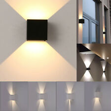 6W/10W 85-265V LED Wall Light Up & Down Indoor Decoration Lamp Sconce Lighting