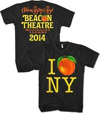 ALLMAN BROTHERS BAND - I Peach NY - T SHIRT S-M-L-XL-2XL Brand New Official