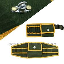 Multifunctional Tool Bag Pouch Holder Electrician Waist Pack Belt Work Tool kit