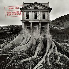 BON JOVI 'THIS HOUSE IS NOT FOR SALE' CD (4th November 2016)