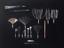 DV8™ SYSTEM: Everything for direct, indirect + reverse play for any Violet Wand!