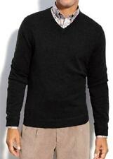 NWT Hart Schaffner Marx V-neck Cashmere Pullover Sweater  75% Off!  9 Colors!