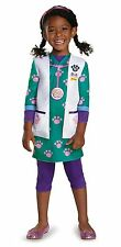 Doc Mcstuffins Pet Vet Girls Costume by Disguise Costumes