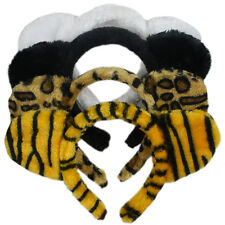 Halloween Costume Party Cosplay Animal Plush Cat Ear Hair Hoop Headband band