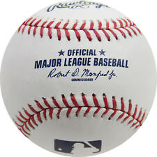 Steiner Rawlings Official MLB Baseball (Manfred) (Case Not Included)