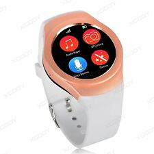 Waterproof Heart Rate Bluetooth Smart Watch Phone Mate For iphone Android HTC