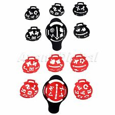 6 in 1 Golf Ball Line Marker Template Alignment Drawing Sign Mark Liner Tool New