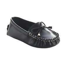 Lucky Top Girl Comfort Bow Tie Moccasins Slip On Loafers