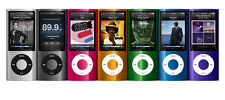 Apple iPod nano 5th Generation 8GB, 16GB Various Colors-Very Good Condition!