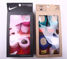 Nike Baby Boys Girls Infant Newborn Booties 0-6 MONTHS