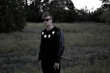 RARE HOCKEY 66 BLVCK BLACK Scale Scvle Element  SATAN  STARS Crewneck