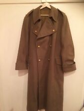 British Army Officers Greatcoat Sherwood Foresters 42 Chest