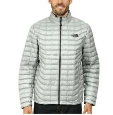 The North Face ThermoBall Full Zip Jacket   High Rise Grey/Asphalt Grey