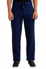 Versace Collection Stretch Men's Dark Blue Casual Pants Size 38 40