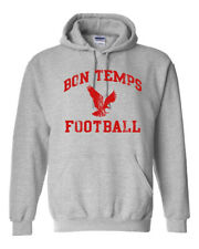 BON TEMPS FOOTBALL True Blood Fangtasia Goth Vampires Unisex HOODIE