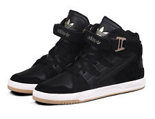 ADIDAS ORIGINALS MC-X 1 MID CORE BLACK WHITE BROWN GUM 9,UK 8.5,EUR 42.5 M17031