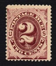 US: Sc J16   POSTAGE DUE 1884  MNG