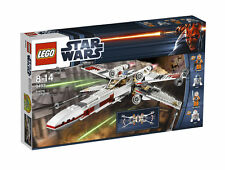 LEGO 9493 Star Wars X-Wing Starfighter Spaceship SEALED-560 PIECES