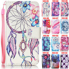 Wallet Leather Flip Case Cover Stand ID Card Slots For iPhone SE/5S/6S/7/7 Plus