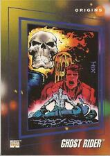 Ghost Rider 1992 Marvel Universe Series 3 #167 Ghost Rider trading card