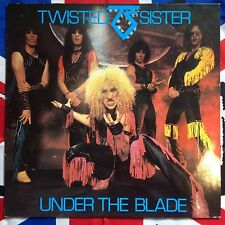 Twisted Sister. Under the blade  ( Secret ) Top Zustand Heavy Metal  Punk