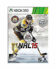 Brand New Microsoft Xbox 360 NHL 15 Hockey