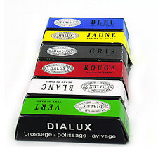 DIALUX Jewelers Rouge Polishing Compound For Gold & Silver dialux polishing wax