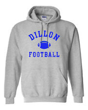 DILLON Football PANTHERS Friday Night Lights TV Show Unisex HOODIE