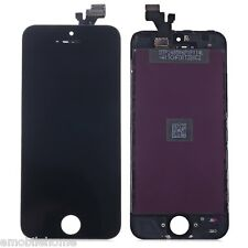 LCD Display+Touch Screen Digitizer Assembly Replacement for iPhone 5 +8pcs Tools