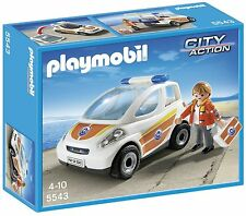 Emergency Vehicle (City Action) - Play Set by Playmobil (5543)