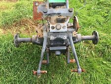Breaking Iseki Compact Tractor All Parts. Advert For Tu/tx Gearbox
