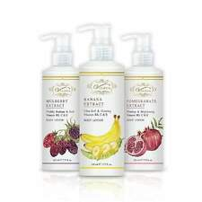 Veleda Body Lotion Skin Lotion Moisturizer Extracted from Natural Fruit
