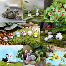 Dollhouse Miniature Bonsai Garden Fairy Craft Terrarium Landscape Decoration