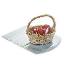 "SELECT QTY Gift Basket PVC Heat Shrink Wrap Film 12x20 Fitted Dome Bag 12"" x 20"
