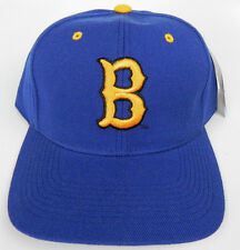 UCLA BRUINS ROYAL NCAA VINTAGE FITTED SIZED ZEPHYR DH CAP HAT NWT!