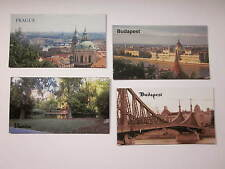 MAGNETS BUDAPEST PRAGUE VIENNA EASTERN EUROPE COLLECTIONS 5 SOUVENIR OPTIONS #5