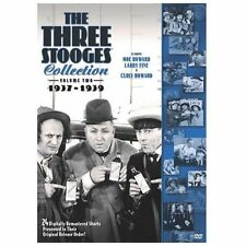 The Three Stooges Collection - Vol. 2: 1937-1939 (DVD, 2008, 2-Disc Set)