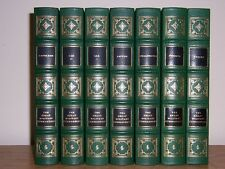 Easton Press The Great Military Commanders in 7 vols: Caesar Lee Napoleon Rommel