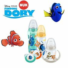 Nuk Disney Finding Dory Baby Soothers, Feeding Bottle, Learner Cup, Active Cup