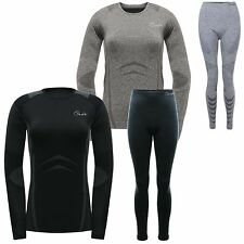 Dare2b Zonal III Womens Base Layer Set Thermal Long Sleeve top & Trousers