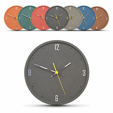 Modern Home Room Art Decor Clock Eco Silent Wall Clocks Clock Gift NEW