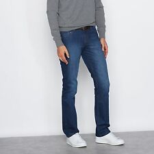 R Essentiel Mens Bootcut Jeans With 5 Pockets